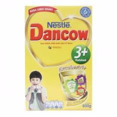 HOT OFFERS DANCOW 3+ Susu Madu Box 800 Gr - BUNDLE 3 BOX