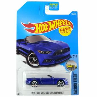 Hot Wheels  Ford Mustang Gt Convertible