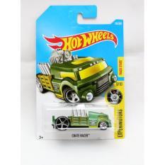 Hot Wheels Crate Racer - hijau