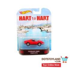 Hot Wheels Ferrari Dino 246 GTS Hart To Hart