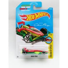 Hotwheels Speedy Perez - merah