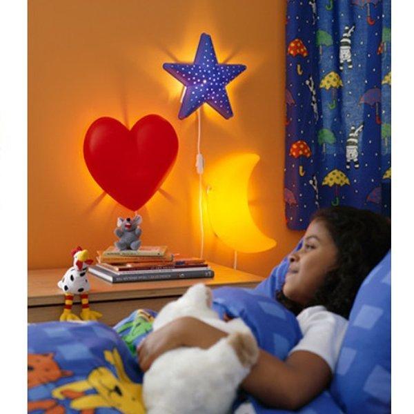 Dinding Kamar Anak Bentuk Bunga Source Ikea Smila Hjarta Lampu Tidur Anak Bentuk .