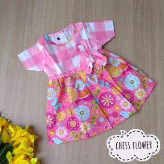 ... 369 Long Maxi Dress Katun Printing Melinda Motif Flower Biru Source 369 Daftar Harga Long Dress
