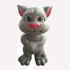JCH Talking Tom/ Mainan Kucing Perekam Suara Versi Indonesia