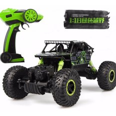 Jeep RC 4X4 Rock Crawler Climber Herocar Super Hero 4WD