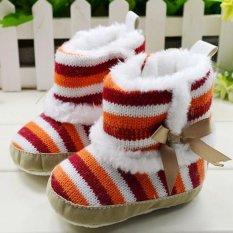 Jeruk Balita Panas Pada Bayi Baru Lahir Satu-Satunya Sepatu Lembut Dan Slip Pada Bayi