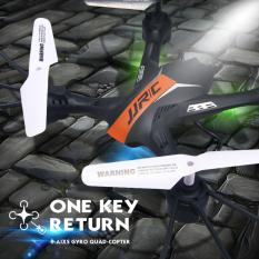 JJRC H33 RC Drone Quadcopter 2.4G 4 Channel 6 Axis dengan Fitur One Key Return Mode Headless Warna Orange