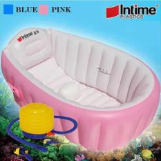 Kolam AB Ocean Star 5 Ring Untuk Baby Spa Multicolor plus Neckring plus Pompa Tangan. Source · Spa AB Bulat plus Neckring plus Pompa Tangan.