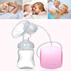 Kedatangan Baru USB listrik pompa payudara pasca menyusui payudara susu pompa pengisap (putih)