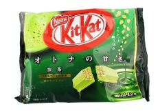 Kitkat Green Tea - 145gr