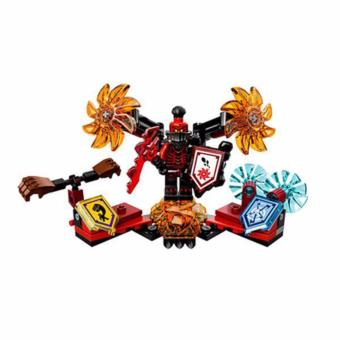 Lego Lepin Bricks 14014 A D Nexu Knights Blocks 4 Mix Rp 137 500 .