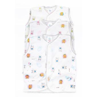 LUVITA baju bayi kutung motif lucu size M/L