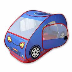 Lynx Tenda Rumah Bermain Anak Pop Up House Tent Foldable Balls Pool For Kids Indoor and Outdoor - Car