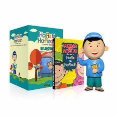 Mainan Anak Hafiz Doll Bilingual Al Qolam