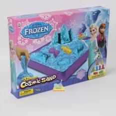 Mainan Edukatif Pasir Ajaib Kinetik Sand Model Sand Play Sand / Playsand COSMIC SAND Frozen