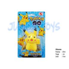 Mainan Pokemon Go Pikachu with Sound and Light