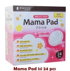 Mama Pad Breastpad - Perlengkapan Menyusui - Isi 24pcs