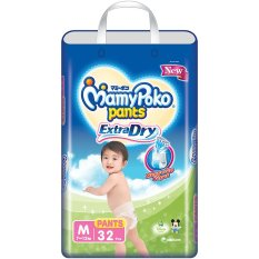 MamyPoko Pants Extra Dry - Size M