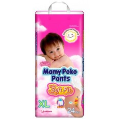 Mamypoko Pants XL 24 - Pink