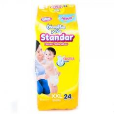MamyPoko Popok Pants Standard - XXL 24