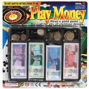 MAO Uang Mainan Rupiah