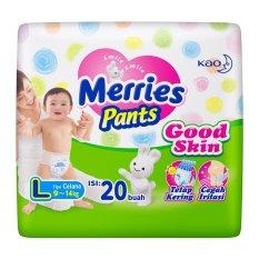 Merries Pants Good Skin L 20