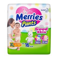 Merries Pants Good Skin XL 16