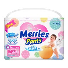 Merries Premium Pants M 28