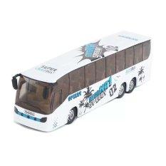 MOMO Die Cast Metal Bus MK-3 8070-30 - Putih