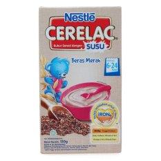 Nestle Cerelac Bubur Susu Beras Merah - 120 gr