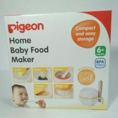 New Pigeon Baby Food Maker - Set Alat Pengolah Makanan Bayi