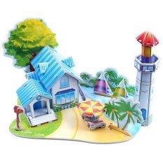 Nixnox Mainan Anak 3d Puzzle Romantic Cabin Info Daftar Harga Source · Nixnox Mainan Anak Puzzle 3D Barbie Lazada Indonesia Source Nixnox Mainan Anak 3D