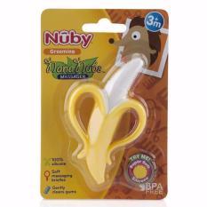 Nuby banana toothbrush