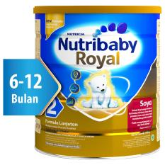 Nutribaby Royal Soya 2 700Gr Tin