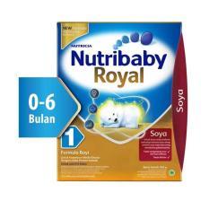 Nutrilon - Nutribaby Royal 1 Soya 350 gr