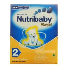 Nutrilon - Nutribaby Royal 2 Plain 400 gr