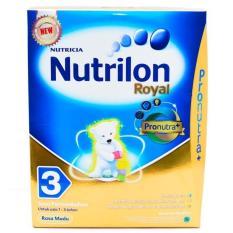 Nutrilon - Nutrilon Royal 3 Pronutra madu 400 gr