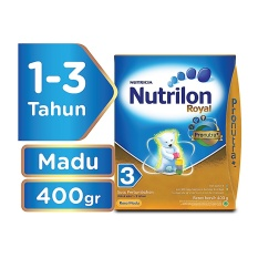 Nutrilon Royal 3 Pronutra Susu Pertumbuhan - Honey - 400gr