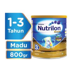 Nutrilon Royal Pronutra 3 Susu Pertumbuhan - Madu - 800gr
