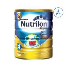 Nutrilon Royal Pronutra 4 Vanila Susu Formula 800 g / 3 pcs