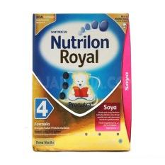 Nutrilon Royal Soya 4 - 400gram - 3-6 Tahun