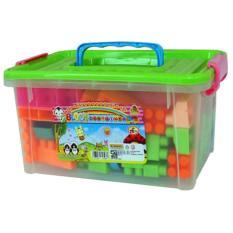 Ocean Toy Block Container Mainan Anak - OCT9218 - Multicolor