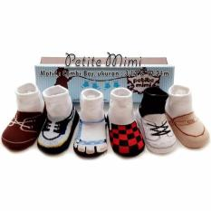 PETITE MIMI KAOS KAKI 6IN1 - BOY COMBINATION
