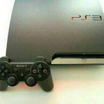 Playstation Ps3 Slim 500Gb Cfw 4.80 Terbaru