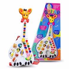 Prime Gitar Jerapah Mainan Anak - Animal Toys
