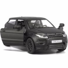 RMZ City Diecast Range Rover Evoque Skala 1:32 Matte Black