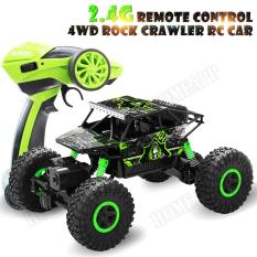 Rock Crawler Rally Car 4WD