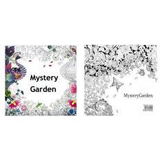 Beli Flower Stress Gratis Ongkos Kirim Munafiegroup Com Source Secret Garden Anti Books Intellectual Coloring Painting Mystery Intl