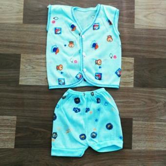 Setelan Anak Kaos Katun Baby Basic