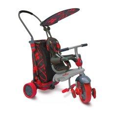 Smartrike & Go Touch Steering - Sepeda Anak - 700 0100 - Merah